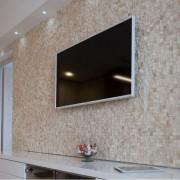 Mozaic Travertin Classic 3D Scapitat 2.5 x 2.5cm
