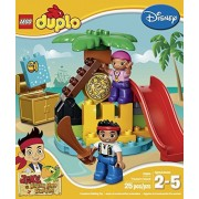 Lego Duplo Jake And The Never Land Pirates Treasure (10604) 25pcs