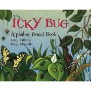 Icky Bug Alphabet Board Book by Jerry Pallotta