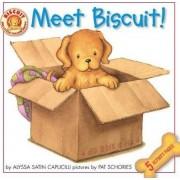 Meet Biscuit by Alyssa Satin Capucilli