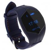 Ceas Smartwatch Sport Smartband X6 BT albastru