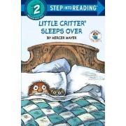 Little Critter Sleeps over by Mercer Mayer