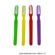 Periuta de dinti uriasa 28cm 4 culori - Cod 55062