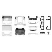 Herpa - 084222 - Mercedes-benz - Arocs S Cabine Avec Integriertem Grill - 2 Pièces