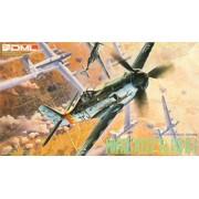 DML 1:72 Golden Wing Series Focke-Wulf Ta 152 H-1 Plastic Model Kit #5008