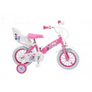 "Bicicleta 12"" Mickey Mouse Club House, fete"