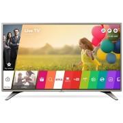 Televizor LED LG 49LH615V, Full HD, smart, 900 PMI, USB, HDMI, 49 inch, DVB-T2/C/S2, metalic