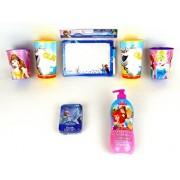 Amazing Disney PRINCESS 7 pc Writing Learning Activity Bundle Gift Set Disney PRINCESS