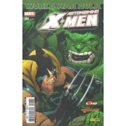 """ Le Serment De Protection ( World War Hulk ) "" : Astonishing X-Men N° 36 ( Mai 2008 )"