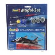REvell 64037 - Maqueta del avión F-117 Stealth Fighter (36 piezas)