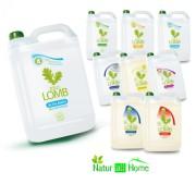 Detergent ECOLOGIC pentru spălat vase cu oțet/ cu aloe 5l