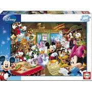 Educa Borrás 15191 - 1000 La Tienda De Juguetes De Mickey