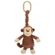 Jellycat Unisex First toys and baby toys Brown Cordy Roy Monkey Jitter