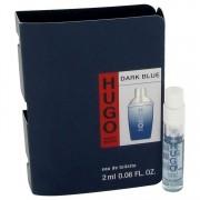 Hugo Boss Dark Blue Vial (Sample) 0.04 oz / 1.18 mL Men's Fragrance 420447