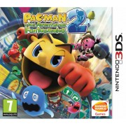Pac Man And The Ghostly Adventures 2 3Ds
