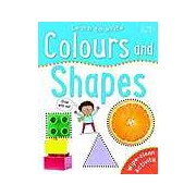 Learn to Write Colours and Shapes (Wipe-Clear)