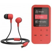 Mp4 Player Energy Sistem ENS426447, 8 GB, Radio FM (Rosu/Negru)