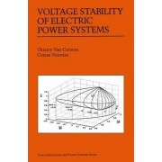 Voltage Stability of Electric Power Systems by Thierry van Cutsem