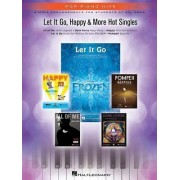 Pop Piano Hits Let it Go Happy & More Hot Singles Pf Book by Hal Leonard Publishing Corporation