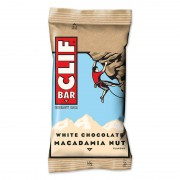 CLIF Bar Energybar White Chocolate Macadamia Nut 68g Mineraldrinks