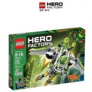LEGO Hero Pack Toy] Hero Factory Jet Rocca (44014) / Hero Factory Series / Lego robots block / Lego Hero Factory Jet