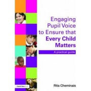 Engaging Pupil Voice to Ensure That Every Child Matters by Rita Cheminais