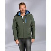 Soft Shell-Jacke für Herren, 50 - Oliv