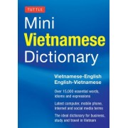 Tuttle Mini Vietnamese Dictionary by Phan Van Giuong