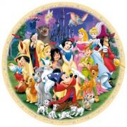 Puzzle minunata lume Disney, 1000 piese, RAVENSBURGER Puzzle Adulti