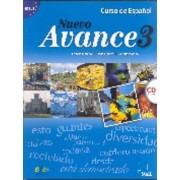 Nuevo Avance 3 Student Book + CD B1.1 by Concha Moreno