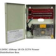 Casey 12VDC 10Amp 18 Ch CCTV Power Distribution