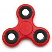 Jucarie antistres Fidget Spinner iUni SP6, rosu