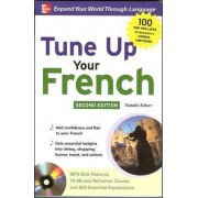 Tune Up Your French with MP3 Disc by Natalie Schorr