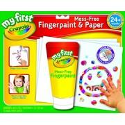 Il mio primo Crayola pasticcio senza Fingerpaint & Paper-