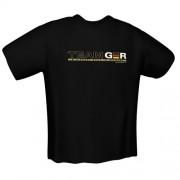 T-Shirt TeamGER black Gr. S [Edizione : Germania]
