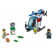 LEGO Urmarire cu elicopterul politiei (10720)
