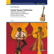 Guitar Dance Collection: 18 Easy Pieces from 2 Centuries - For 2 Guitars by Konrad Ragossnig