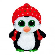 PLUS PINGUINUL CU FES FREEZE (24 CM) - TY (ST9XTY36950)