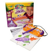 Crayola Mess Free Color Wonder Magic Light Brush Kit Includes: 6 Classic colors + 6 Tropical colors