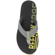 Reebok Men'S Style Flip Black Flip Flops