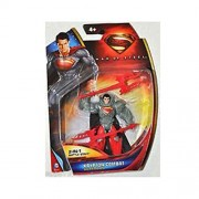 Superman Man of Steel The Movie - Krypton Combat 2-IN-1 battle staff