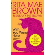 Wish You Were Here by R Brown