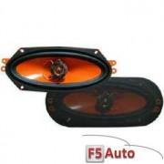 SET BOXE AUTO 4x10 PORTOCALIU CD 2318