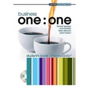 Business One:One Intermediate Plus: Student's Book and Multirom Pack by Rachel Appleby