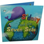 Square Paperback Book - Sydney And The Seven Seas