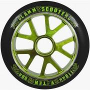 Slamm Scooters Slamm Scooter wielen V-ten 110mm zwart-groen