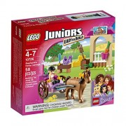 LEGO Juniors 10726 Stephanie's Horse Carriage Building Kit (58 Piece)