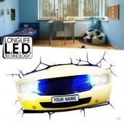 3D Muscle Car Light