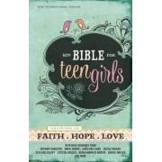NIV Bible for Teen Girls by Zondervan Publishing