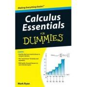 Calculus Essentials for Dummies by Mark Ryan